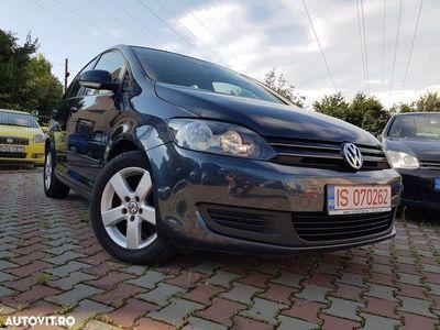 second-hand VW Golf Plus