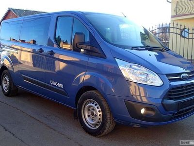 second-hand Ford Custom Transit- 9 locuri - an 2015