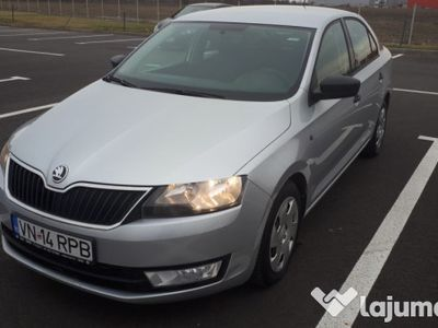 second-hand Skoda Rapid