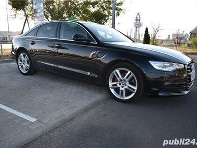 second-hand Audi A6 3.0 TDi 245 Cp 2012 Quattro Full Options Automat