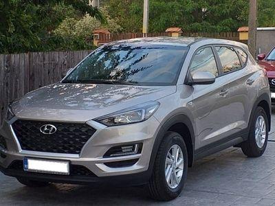 second-hand Hyundai Tucson 1.6GDi, 6MT, 6.500km, 132 CP, 2019