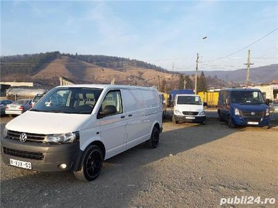 second-hand VW Transporter T5
