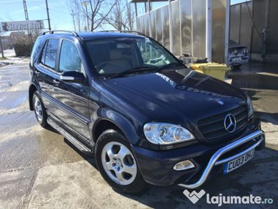 second-hand Mercedes ML270 cdi