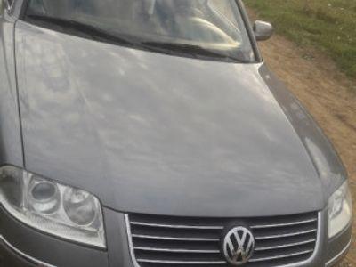 second-hand VW Passat 1.9