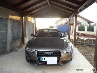second-hand Audi A5 sau schimb