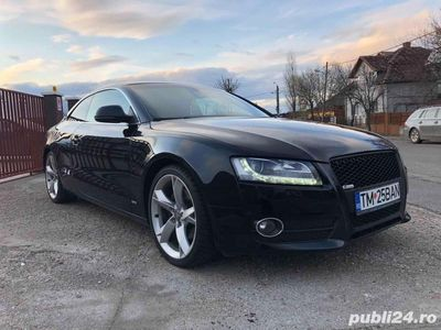 second-hand Audi A5 s line quattro an 2008