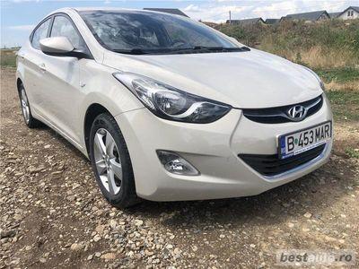 second-hand Hyundai Elantra 34000 km