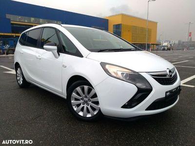 brugt Opel Zafira C