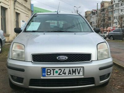 second-hand Ford Fusion 1.4 Diesel