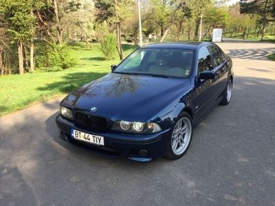 second-hand BMW 540 1998