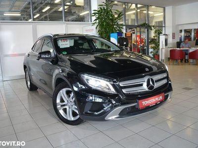 second-hand Mercedes GLA220 GLA