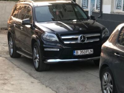 second-hand Mercedes GL350 GL