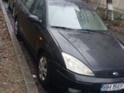 second-hand Ford Focus tdci