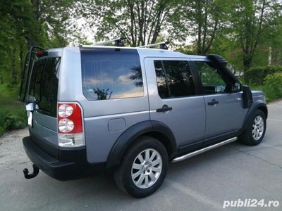 second-hand Land Rover Discovery 3 facelift de 4 + kit snorkeling
