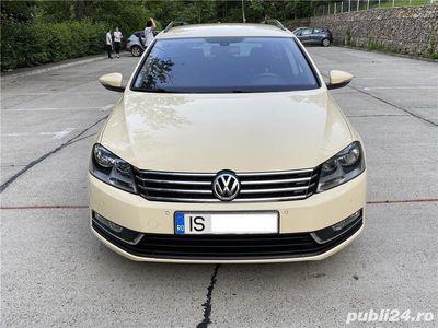 second-hand VW Passat fab.2012 / 1,6 TDI full options
