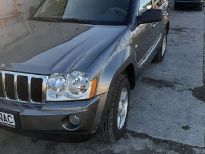 second-hand Jeep Grand Cherokee Limited full options 2007
