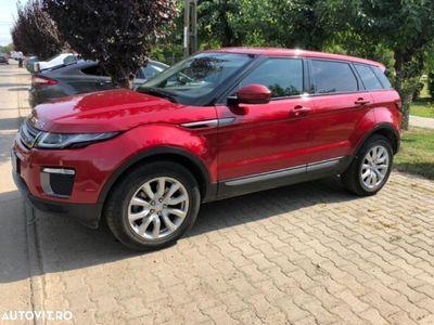 used Land Rover Range Rover evoque -