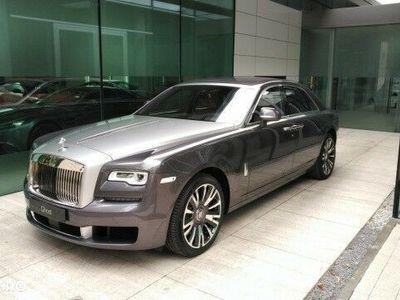 second-hand Rolls Royce Ghost