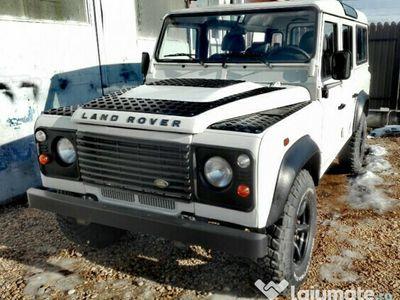 second-hand Land Rover Defender 110 Puma