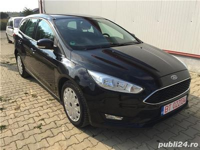 second-hand Ford Focus 1,5TDCI ECONETIC (NAVY SYNC3/PARCTRONIC/START-STOP)2017