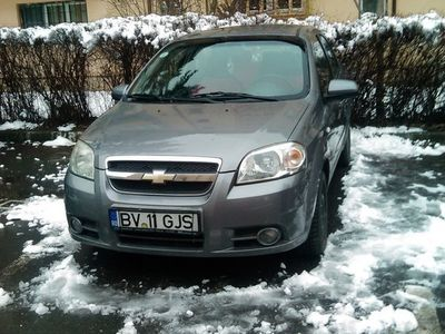 second-hand Chevrolet Aveo din 2008, 56000 Km, full option, impecabil