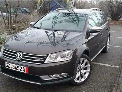 second-hand VW Passat Alltrack