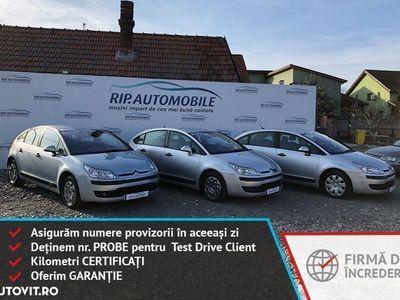 used Citroën C4 1.6HDI Dublu Klimatronic Consum 4% Impecabil