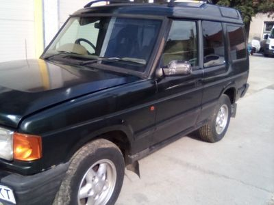 second-hand Land Rover Discovery 1