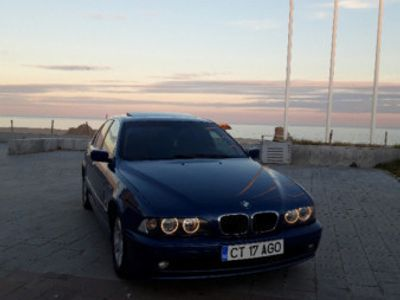 second-hand BMW 525 facelift