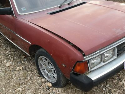 second-hand Peugeot 504