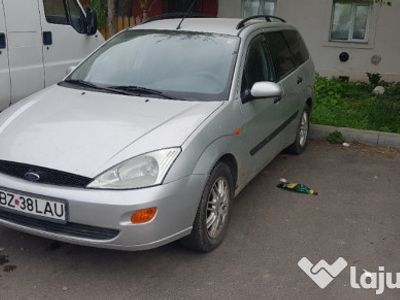 second-hand Ford Focus an 2002 1.6i Euro 4