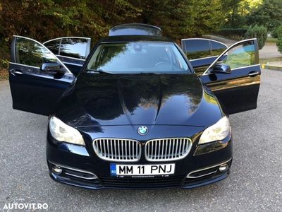 second-hand BMW 530 Seria 5