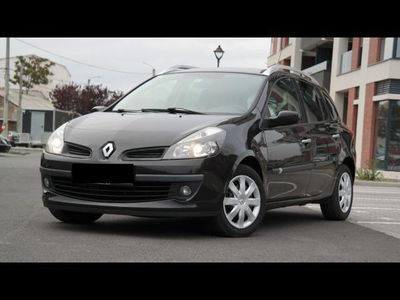 second-hand Renault Clio - an 2008, 1.2 Tce (Benzina)