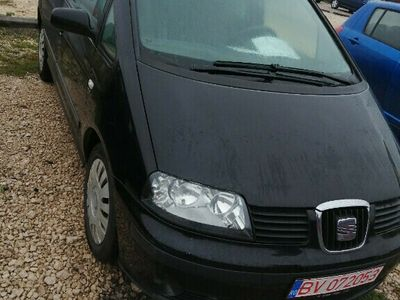 second-hand Seat Alhambra 2009 euro4