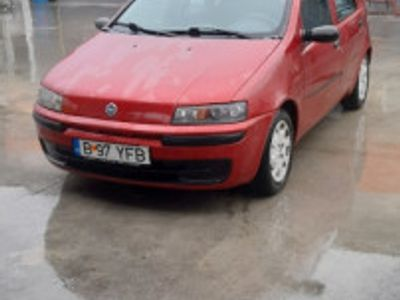 second-hand Fiat Punto 1.2 benzina