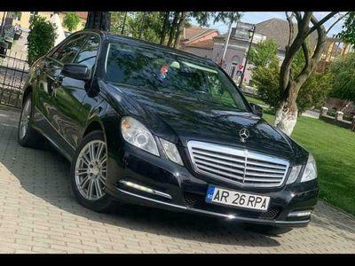 second-hand Mercedes E200 CDi -Blue Efficiency