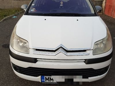 second-hand Citroën C4 1.6 Diesel