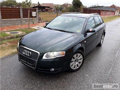 second-hand Audi A4 2.0 TDI **CLIMATRONIC*TEMPOMAT*STOPURI LED** Euro 4