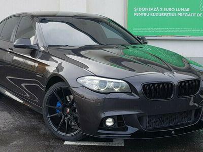 second-hand BMW 520 D pachet M 2015