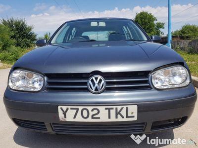 second-hand VW Golf 2002, 1.4 benzina