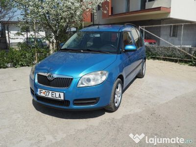 second-hand Skoda Roomster 2008 1.4diesel