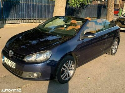 second-hand VW Golf Cabriolet