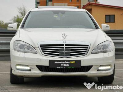 brugt Mercedes 400 S-ClasseHybrid
