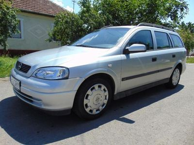 second-hand Opel Astra G 1.7 DTI