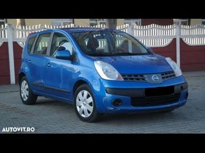 second-hand Nissan Note cu Clima - an 2006, 1.5 Dci (Diesel)