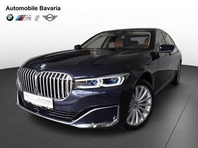 second-hand BMW 740L i xDrive