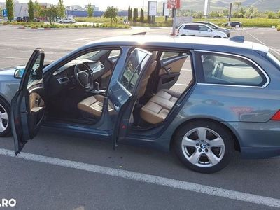 second-hand BMW 520 i touring