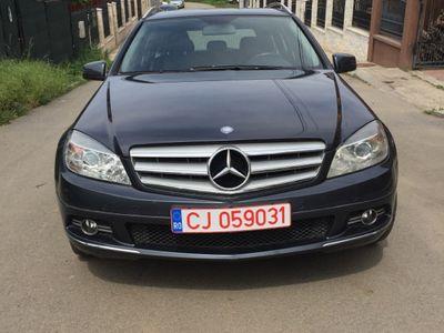 second-hand Mercedes C220 Diesel Automat Avantgarde Blue Efficency