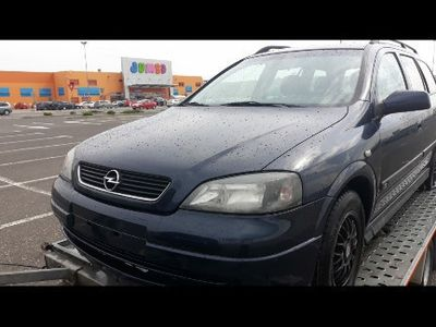 second-hand Opel Astra 1.6 2002 euro 4