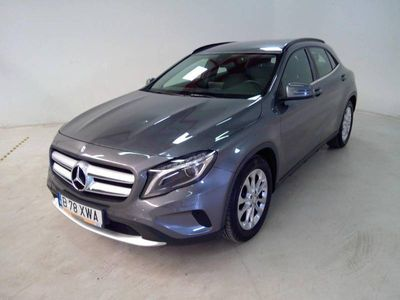 second-hand Mercedes GLA200 CDI 4Matic